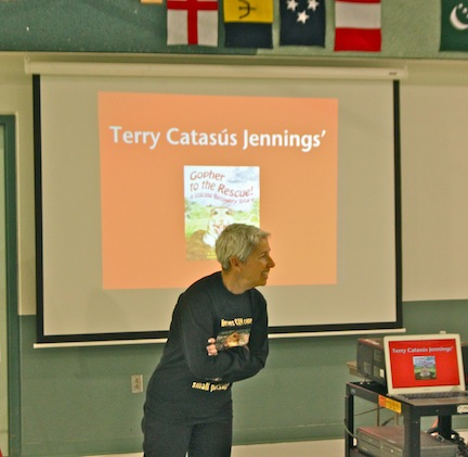 Terry Catasus Jennings Gopher, recovery of Mount St. Helens, Natural succession, Volcanoes, plate tectonics