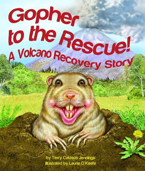 Gopher to the Rescue by Terry Catasus Jennings