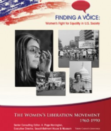 The Women's Liberation Movement: 1960-1990 by Terry Catasus Jennings